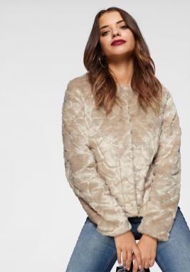 Bundy a kabáty z umelej kožušiny Only - Lovely.sk 441c17535f8
