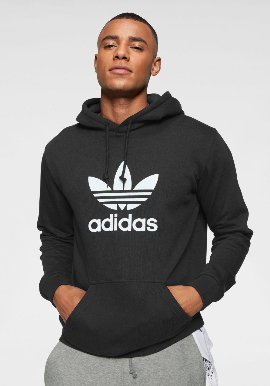 adidas Originals Mikina s kapucňou »TREFOIL HOODIE« adidas Originals ... 899d3a4ebdc
