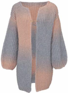 ce5670e8445d heine CASUAL pletený sveter s okrúhlym výstrihom heine