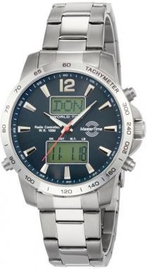80f2b5e82 MASTER TIME Náramkové hodinky s chronografom »MTGS-10647-20M« Master Time