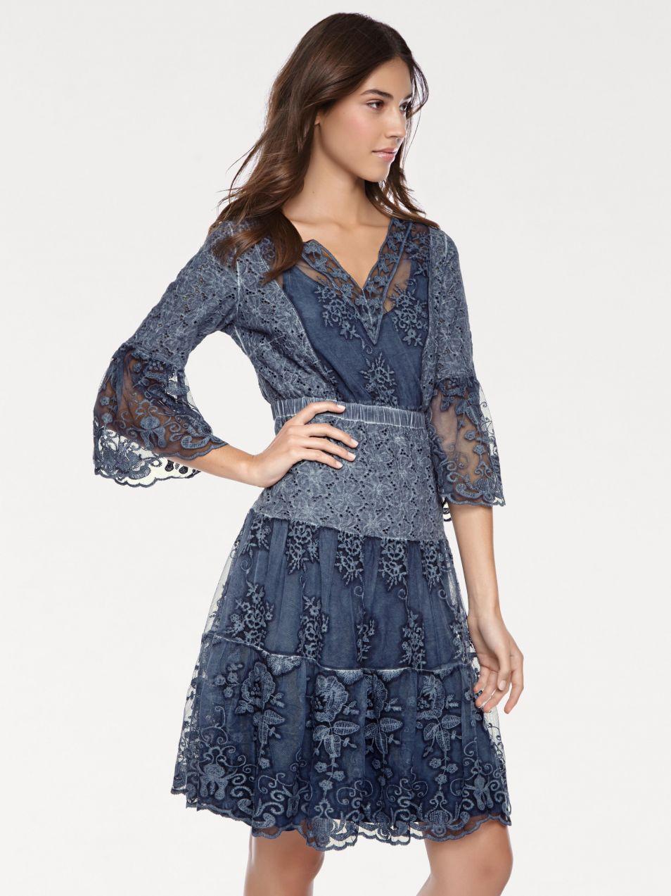 heine CASUAL Čipkované šaty heine značky HEINE - Lovely.sk 051d3e92ccf