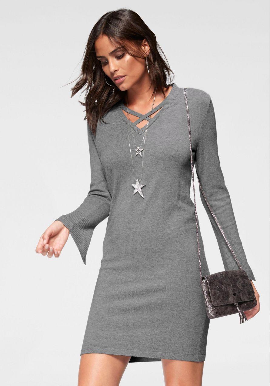 ce43306724f3 Laura Scott pletené šaty Laura Scott značky LAURA SCOTT - Lovely.sk