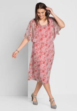 b303cde6bf45 Šaty sheego Style tmavomodrá s potlačou 50 značky SHEEGO STYLE ...
