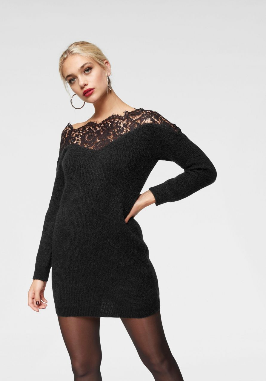 176fb3553970 Only Úpletové šaty »HANNA« Only značky ONLY - Lovely.sk