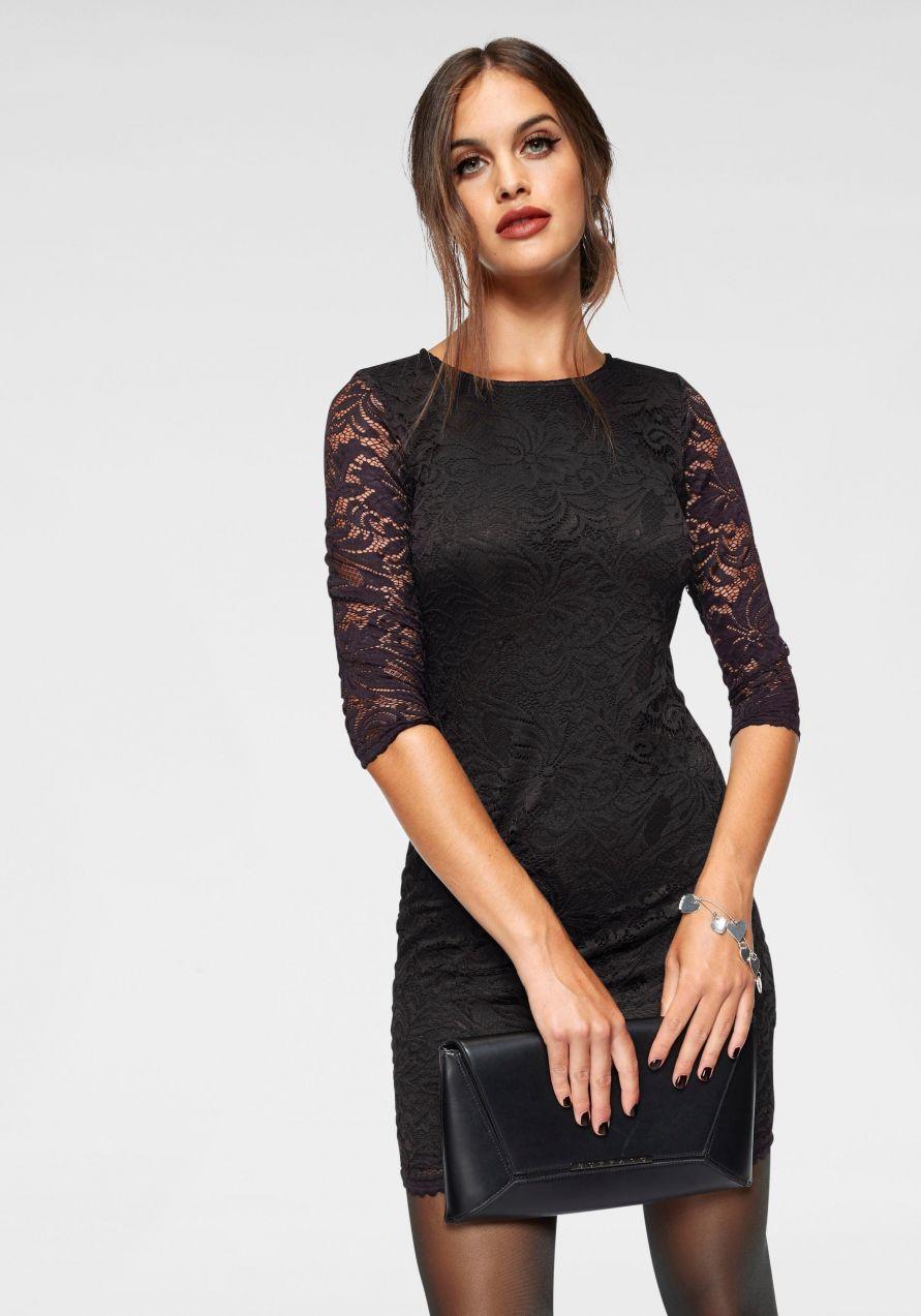 b82431218bdc Vero Moda Čipkované šaty »SANDRA« Vero Moda značky Vero Moda - Lovely.sk