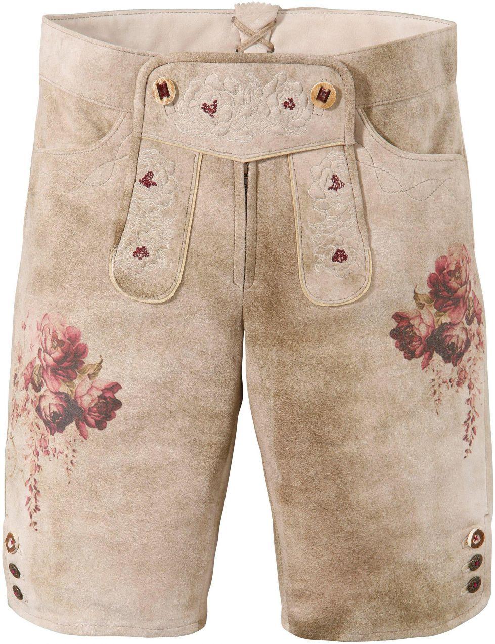 9c9d7bb202e3 Spieth   Wensky Dámske krátke kožené nohavice pruhovaný DEFAULT INVALID