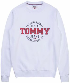 TOMMY JEANS Mikina »TJM CIRCULAR CREW« Tommy jeans