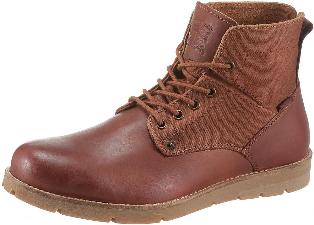 729ca5a5fd718 Levi's® Šnurovacie topánky vysoké »Jax« Levi's® značky Levi's ...