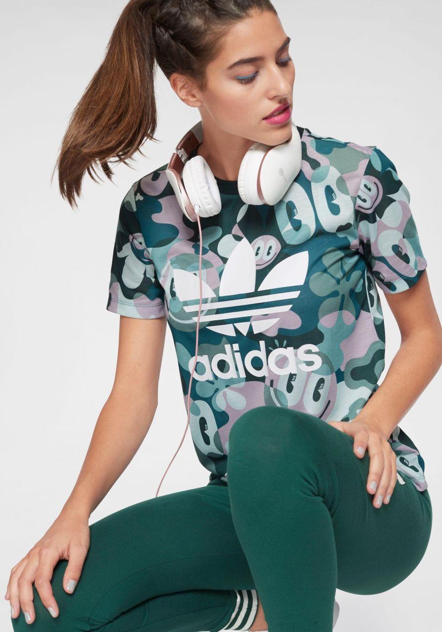 79ad5a7ec9a0c adidas Originals Tričko »TREFOIL TEE« adidas Originals značky adidas ...