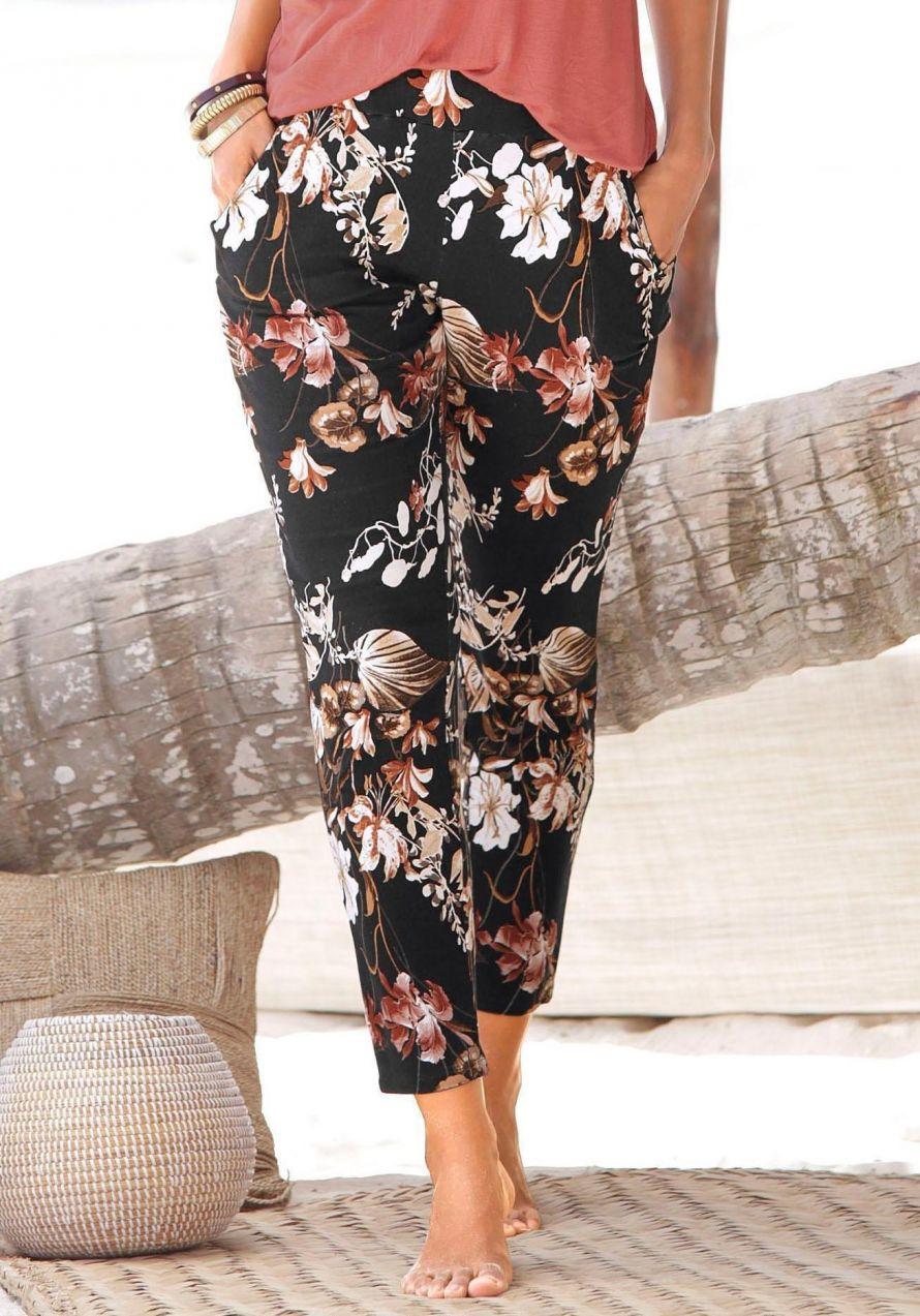 badae11852db LASCANA Plážové nohavice Lascana značky LASCANA - Lovely.sk