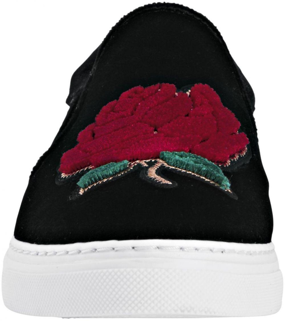d8c4e4f84d4a heine Nazúvacie topánky s kvetinovou aplikáciou heine značky HEINE ...