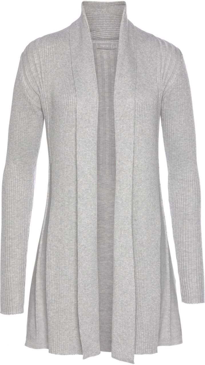 9edc1d2815a2 fransa Dlhý pletený sveter »Zubasics« Fransa značky Fransa - Lovely.sk