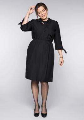b315da1710a0 Čierna košeľové šaty - Lovely.sk