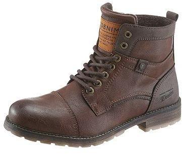 8ae11d24b61ae Tom Tailor Tom Tailor Šnurovacie topánky vysoké čierna - EURO veľkosti 46  (11) značky Tom Tailor - Lovely.sk