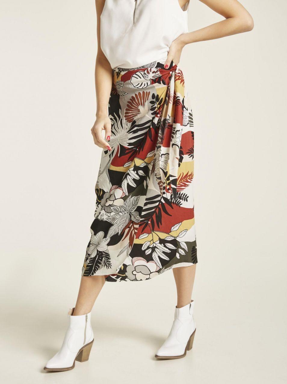 e629f845bb97 heine STYLE Vzorovaná sukňa heine značky HEINE - Lovely.sk