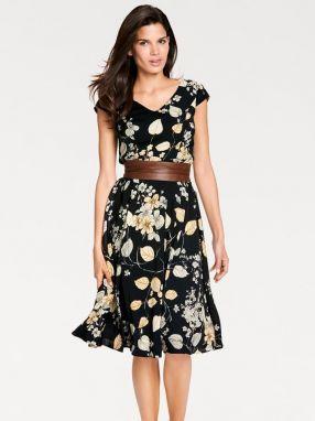 4660a235d0a7 heine TIMELESS Pruhované džersejové šaty heine značky HEINE - Lovely.sk