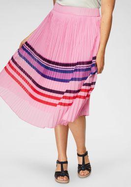 c06a755c6ec7 Plisované stredne dlhé sukne (midi) - Lovely.sk