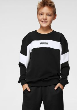 PUMA Mikina »REBEL CREW SWEAT BOYS« PUMA