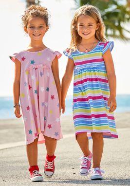 d009440a07d6 Minoti Dievčenské krajkové spoločenské šaty - ružové značky Minoti ...
