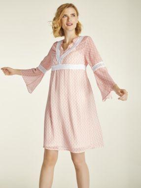 8d9d1d505a7e heine CASUAL Vzorovaná šaty so spodničkou heine
