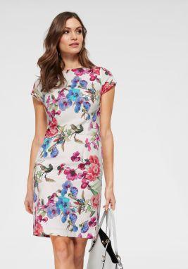 2acabb4a98f0 GUIDO MARIA KRETSCHMER Vzorované šaty Guido maria kretschmer značky ...