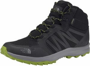 The North Face Turistické topánky »Men's Litewave Fastpack Mid Gore-Tex (Graphic)« The north face