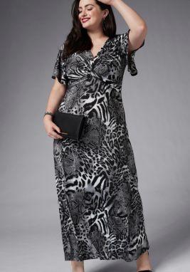 4c2914e4d55f Melrose Dlhé šaty Melrose