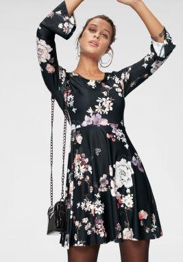 12ea1beae623 Melrose džersejové šaty Melrose