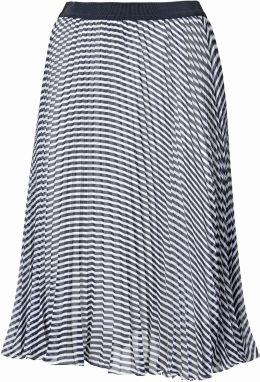 b074bba9fa46 heine TIMELESS Plisovaná sukňa s elastickým pásom heine