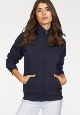 Fruit of the Loom Mikina »Lady-Fit Premium Sweat Jacket« Fruit of the Loom