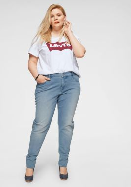 Levi's® Plus džínsy v strihu Skinny-fit »Plus Size Shaping Skinny