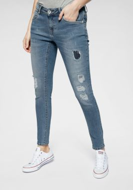 Superdry Úzke rifle »CASSIE SKINNY« Superdry