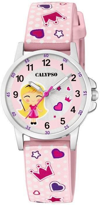 CALYPSO WATCHES Náramkové hodinky Quarz »Junior Collection, K5776/2« CALYPSO WATCHES