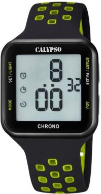 CALYPSO WATCHES Digitálne hodiny »Color Run, K5748/6« CALYPSO WATCHES