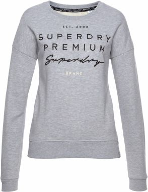 Superdry Mikina »APPLIQUE CREW« Superdry