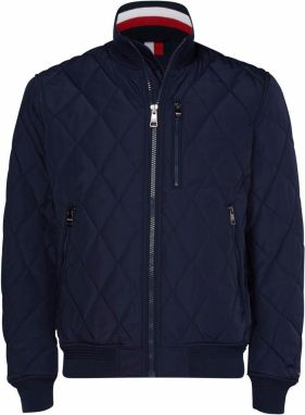 TOMMY HILFIGER Bluzón »DIAMOND QUILTED BOMBER« TOMMY HILFIGER