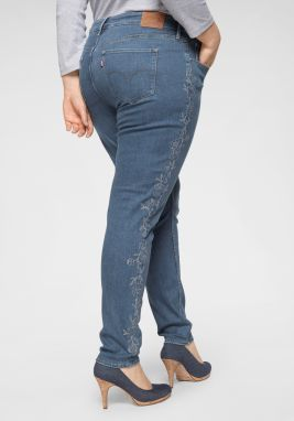 Levi's® Plus Rifle v strihu Skinny »310 mit Stickerei« Levi's® Plus