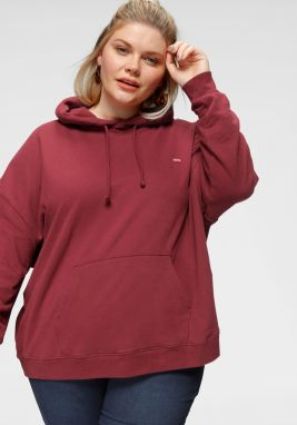 Levi's® Plus Mikina s kapucňou »PL Graphic Hoodie Warm C« Levi's® Plus