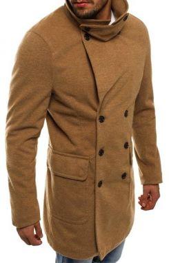 ef0f02eea45f Béžový pánsky kabát - Lovely.sk