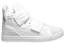 dfc30490bb85 Športové biele členkové tenisky CONER B3001 - Lovely.sk
