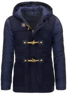Granátová zimná bunda v zaujímavom dizajne - Lovely.sk 2186a2efa74