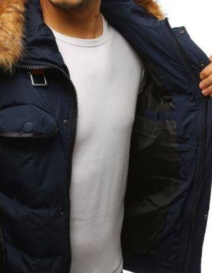 76236ed6af Trendová prešívaná bunda v granátovej farbe - Lovely.sk