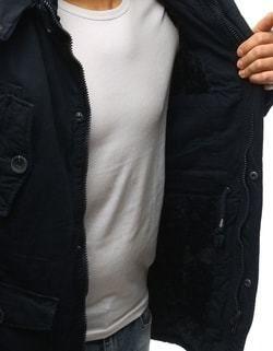 Originálna zimná bunda v granátovej farbe - Lovely.sk f87799dd905