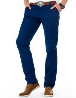 a80affd4c8c6 Výrazné elegantné granátové pánske chino nohavice - Lovely.sk