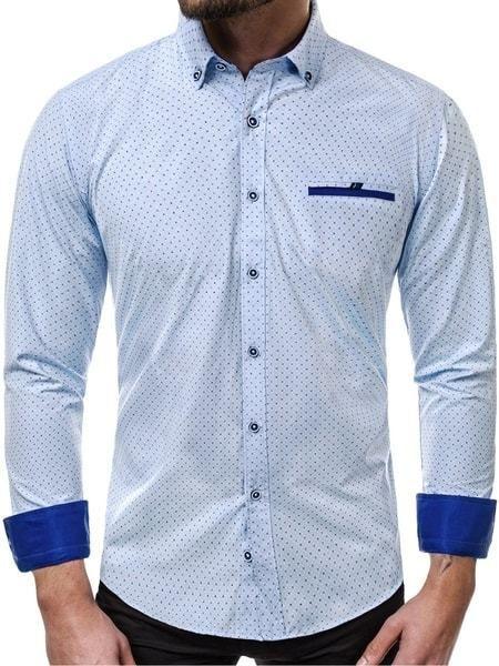 bbb11d67e170 Elegantná pánska košeľa R K92 - Lovely.sk