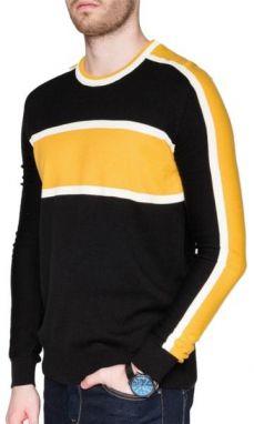 c563a9d50e Žltý tenký sveter s prímesou hodvábu Tommy Hilfiger značky Tommy ...