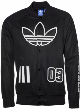 adidas Originals Mikina Logo Track Top