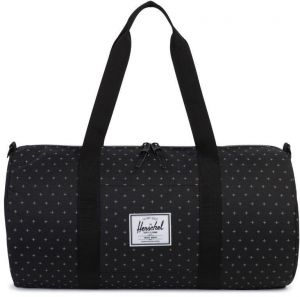 Herschel Supply Taška Sutton Black Gridlock