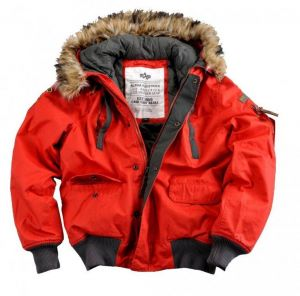 Alpha Industries Mountain Jacket Bunda