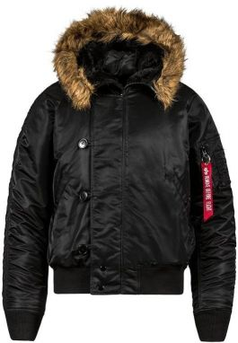 Alpha Industries N2B Bomber Bunda Black